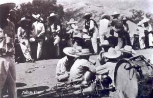 Juliantla en los años de 1900