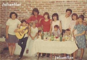 Familia Figueroa de los setentas!