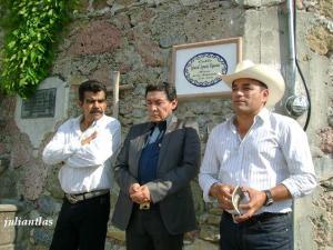Juan Marcos, Ignacio y Federico Figueroa Figueroa!