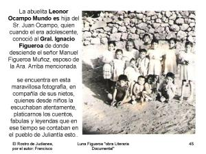 Leonor Ocampo y Nietos!
