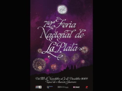 Feria Internacional de la Plata en Taxco!