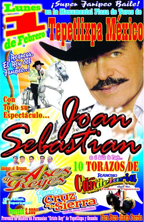 Joan Sebastian Tepetlixpa