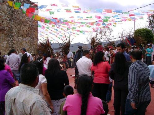 Fiesta de La Candelaria Juliantla 2010