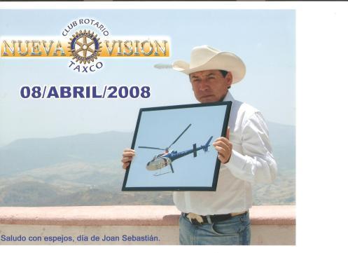 MVZ Ignacio Figueroa en la Espejisa a Joan!