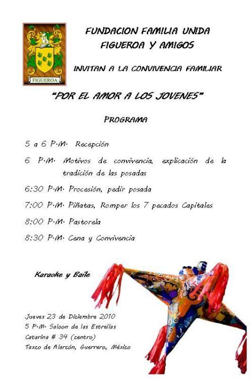 Invitacion Posada Figueroa