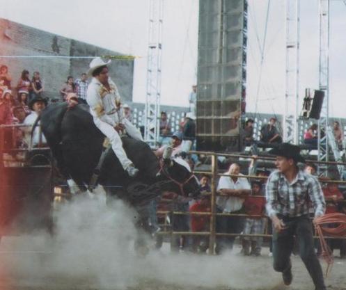 EN SU ESPLENDOR CHEMY MUÑOS SOBRE EL PODEROSO AZTECA DE GARCILASO, UNA MONTA PARA LA HISTORIA (Fotos Javier Resendiz GRG