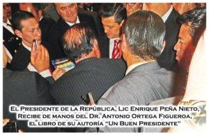 Un Buen Presidente by Dr. Antonio Ortega Figueroa